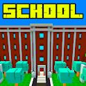 School and Neighborhood Game icon