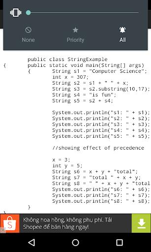 Java Code examples