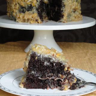 Super Moist Chocolate Cake.