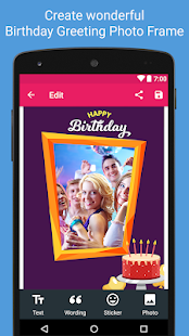 Download Birthday Photo Frames and Collage Maker For PC Windows and Mac apk screenshot 5