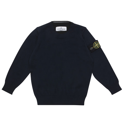 Primary image of Stone Island Junior Crew Knit Jumper