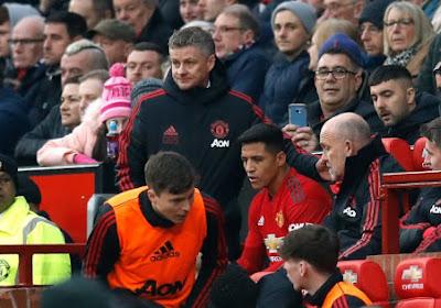 ? Quand Alexis Sanchez s'assoit à la place du coach...