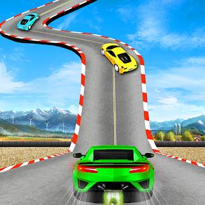 Ramp Car Stunt 3D Impossible Tracks Simulator 1.1 by Apic Studio logo