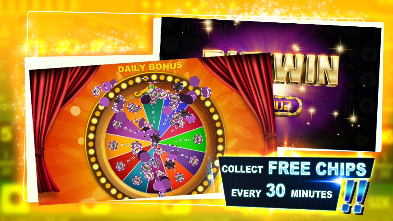 play casino online for free sic bo
