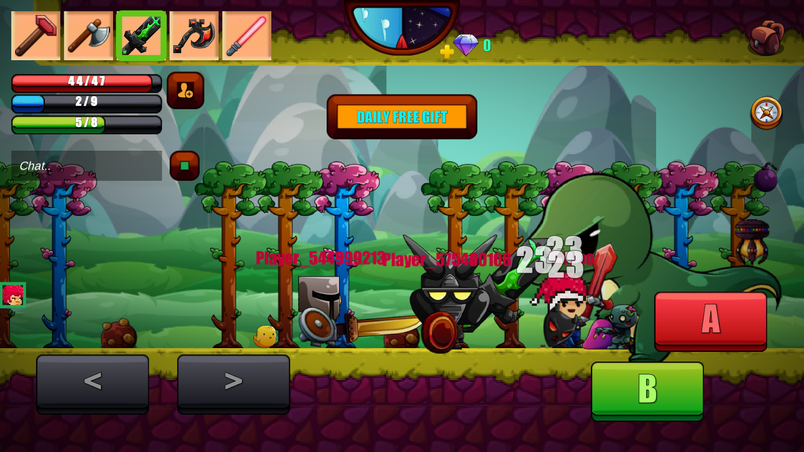 Super Cartoon Survival Game Android Apps On Google Play