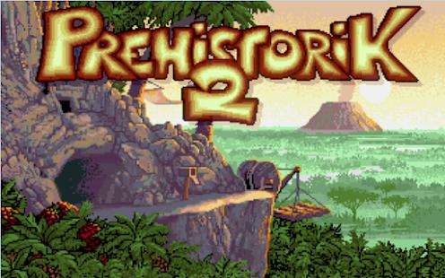 Prehistorik 2 - náhled
