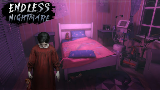Télécharger Endless Nightmare: 3D Creepy & Scary Horror Game APK MOD (Astuce) screenshots 1