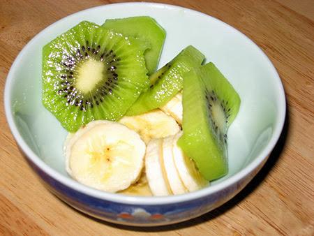 kiwi banana