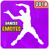 Dances Emotes Battle Royale