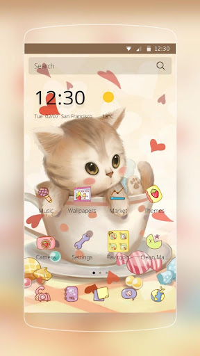 Pet Kitty screenshot