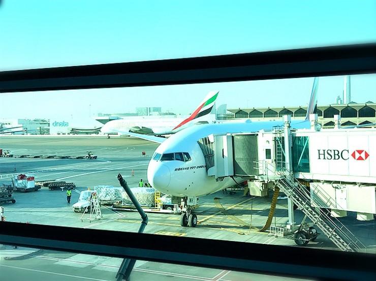 【ビジネスクラス搭乗機】世界最大級のラウンジ、エミレーツ・ビジネスクラスラウンジとは?