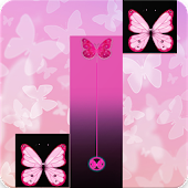 Tải Pink Butterfly Piano Tiles 2018 miễn phí
