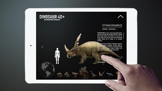 Dinosaur 4D+- screenshot thumbnail