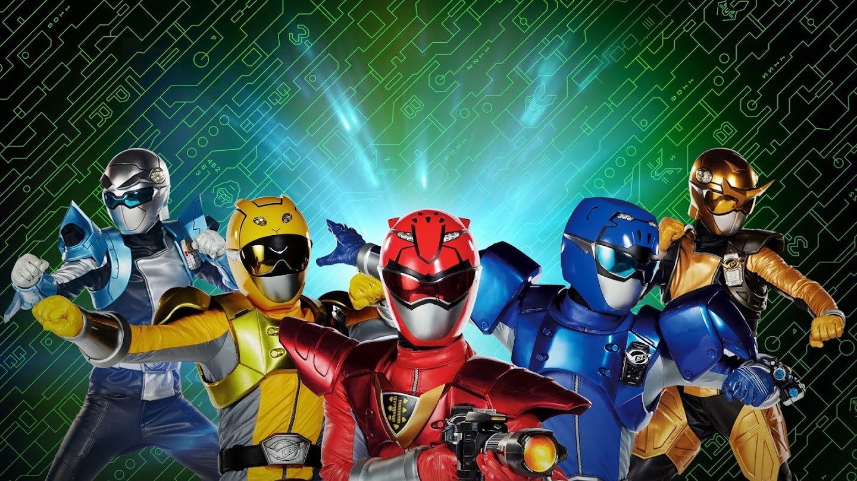 Watch Power Rangers: Beast Morphers live