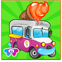 Ice Cream Maker Crazy Chef icon