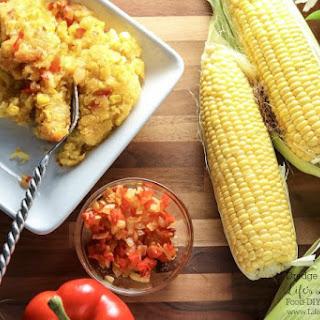 Corn Soufflé.