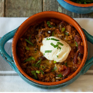 Easy Chipotle Chili Recipe