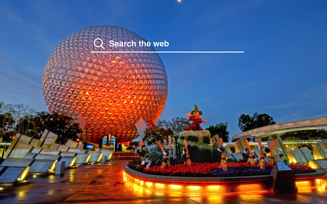 Disney World Hd Wallpapers Mickey Theme
