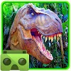 VR Time Machine Dinosaur Park (+ Cardboard) APK Icon