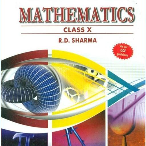 Rd Sharma Class 10 Pdf Full Book