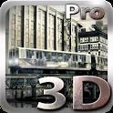 Chicago 3D Pro live wallpaper icon