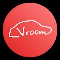 Vroom car rental icon