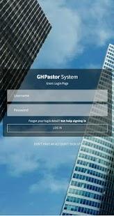 GHP Management System - náhled