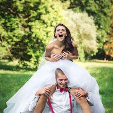 Wedding photographer Libor Dušek (duek). Photo of 31.08.2017