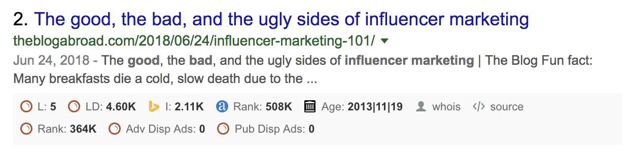 the good bad and ugly influencer marketing