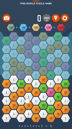 10000! - original indie puzzle (Big Maker) apkmind screenshots 3