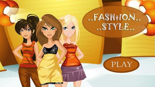 Fashion Style - Dress up salon