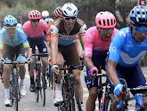 Oliver Naesen incertain pour le Tour des Flandres