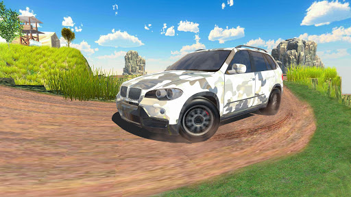 Offroad Jeep Army SUV Mountain Driving Simulator 1.3 screenshots 12