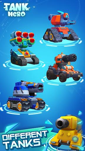 Tank Hero - Fun and addicting game 1.5.9 screenshots 1