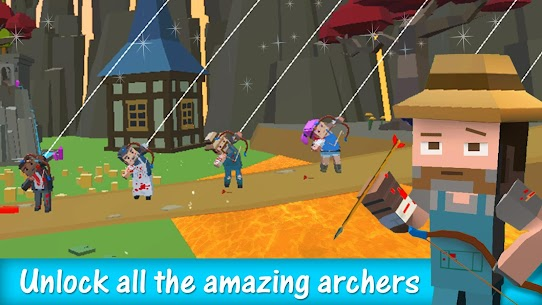 Archer Craft 0.3 MOD (Unlimited Money) 3