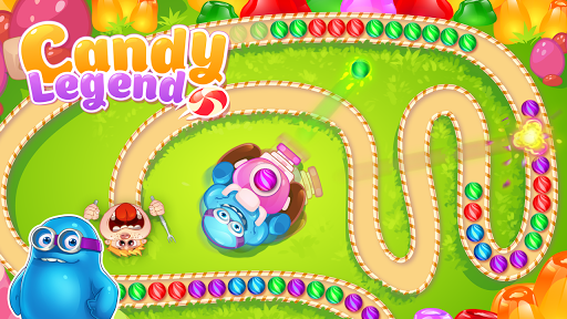 Candy Legend: Jelly Marble War