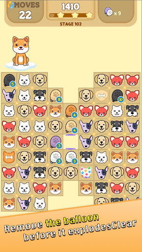 BINGLE - Cute Puppy Puzzle Game apkdebit screenshots 6