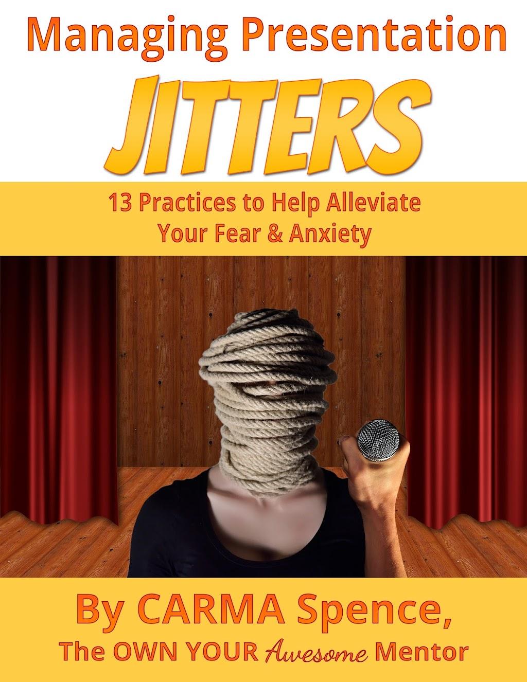 Managing Presentation Jitters