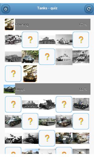 Tanks - quiz