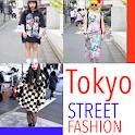 Modern Japanese Street Fashion icon