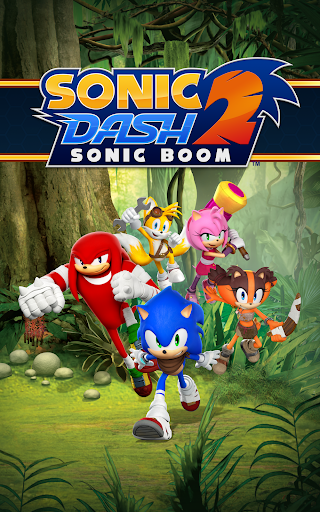 Sonic Dash 2: Sonic Boom  screenshots 15