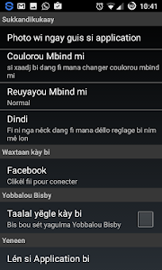 Wolof Nena screenshot 3