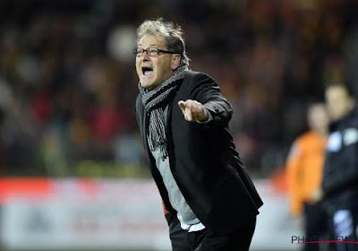 """Westerlo enchaîne un sixième match sans victoire: """"Il ne faut pas dramatiser"""""""