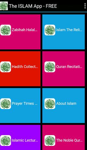 The ISLAM App - FREE