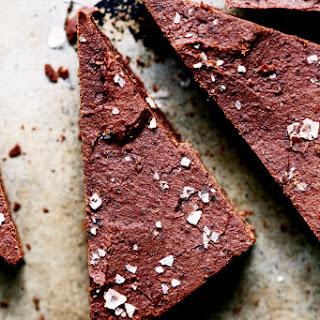 Salted Brown Butter Black Bean Brownies