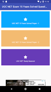 Download UGC NET 15 Years Solved Papers With Study Material For PC Windows and Mac apk screenshot 2