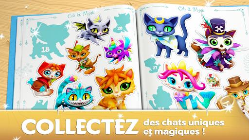Télécharger Cats & Magic: Dream Kingdom APK MOD 2
