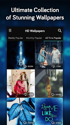 HD Wallpapers (Backgrounds) 1.5.5 screenshots 1