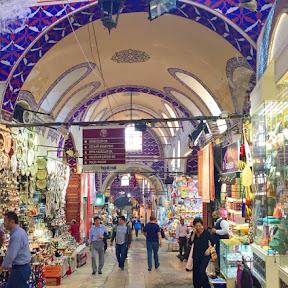 オスマン帝国チューリップ時代の美しい建築!イスタンブール・グランドバザールの中の異空間「チュハジュ・ハン」