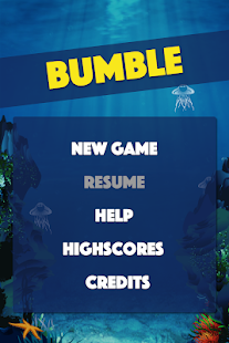 Bumble • Word Game • Anagrams